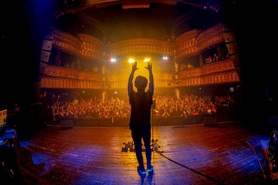 MIYAVI at The House of Blues in Chicago
