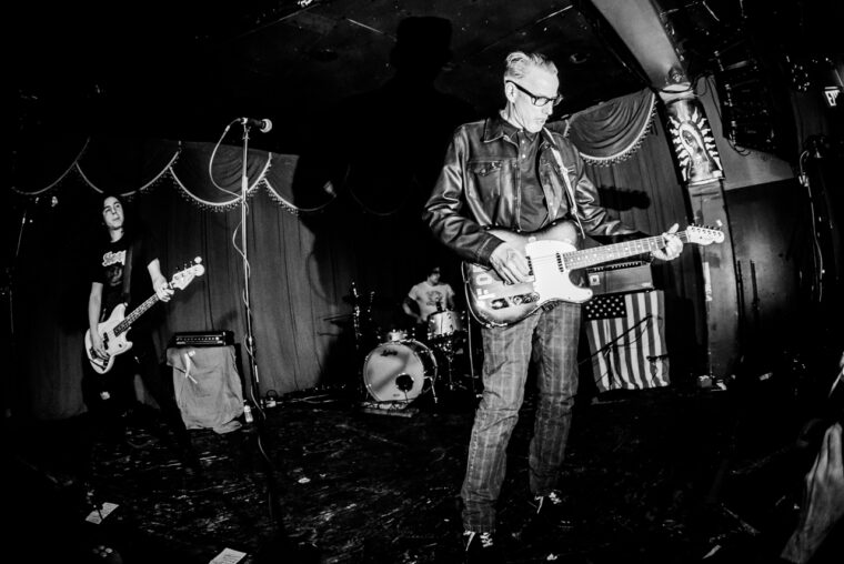 The Dils at Alex's