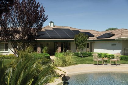 Tampa home Solar Panels