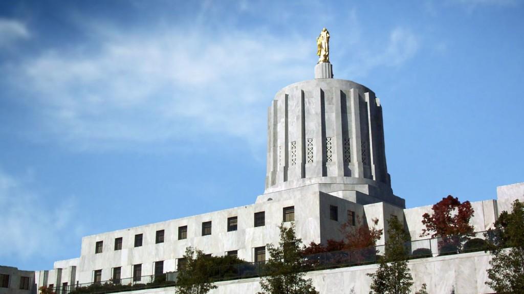 Oregon-State-Capital