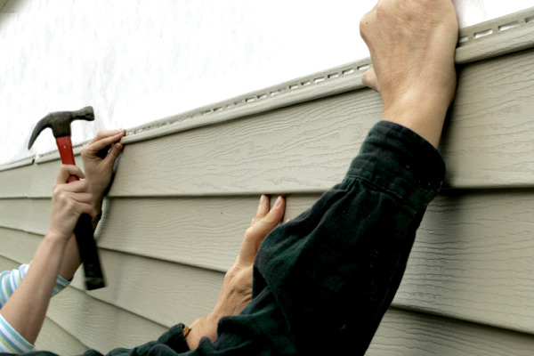 Colorado siding repair and replacement