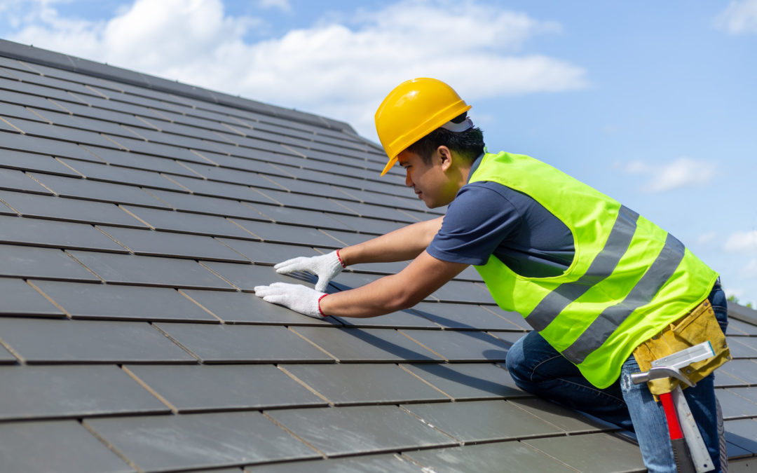 How Do Professional Roof Repairs Work?