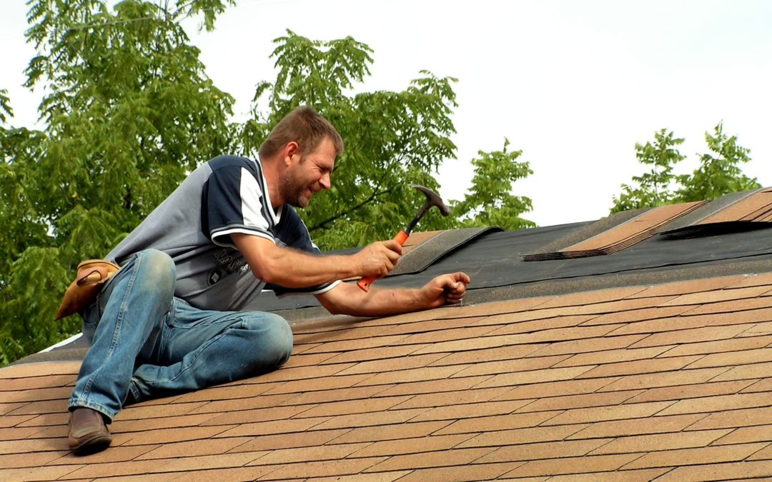 Home Roof Replacement: Can I Be Home While My Roof Is Being Redone?