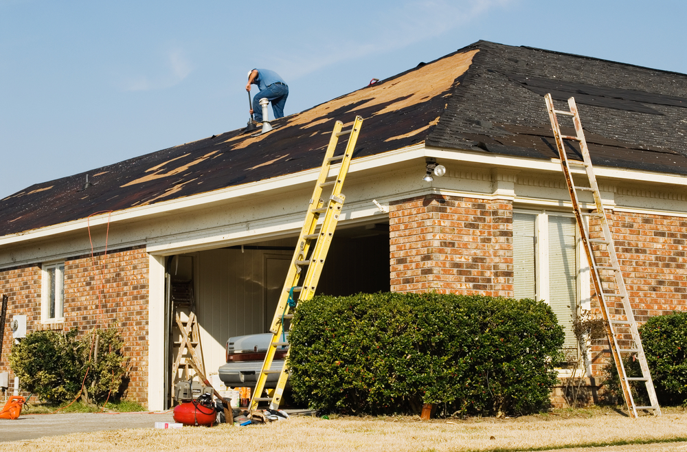 What Are The Steps in Roof Replacement?