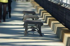 Bridge seats