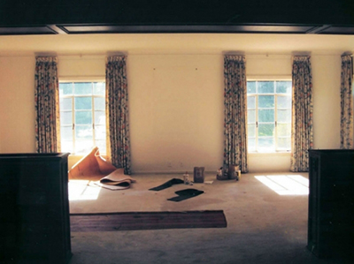 BEFORE: Beverly Hills Living Room