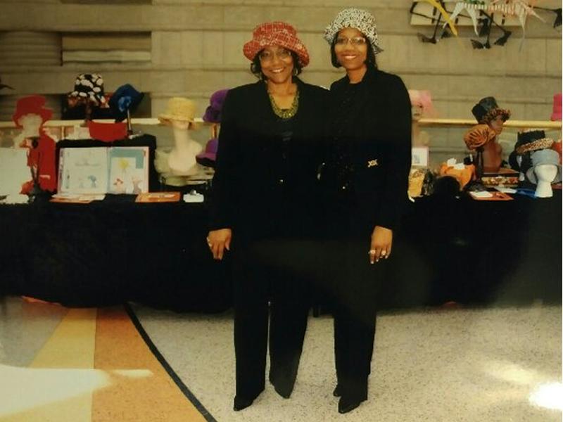 Linda&MomMAAH