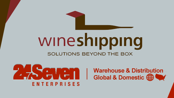 Wineshipping and 24 Seven Combine To Provide Overnight Ground Delivery for Wine Industry