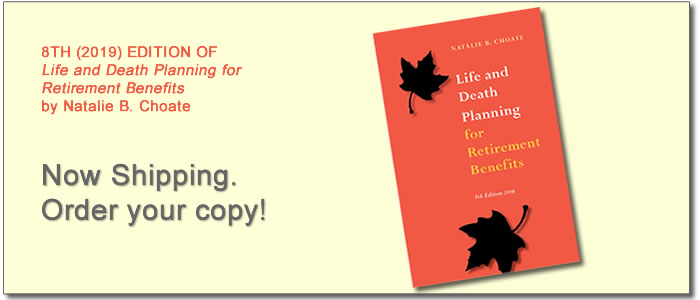 8th Edition Life and Death Planning