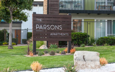 See What The Parsons Apartments Is Doing to Promote Green Living