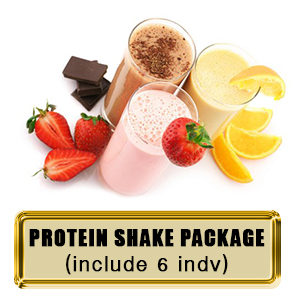 Protein Shake Package