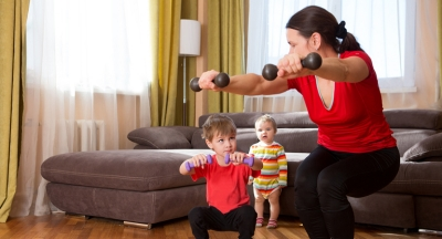 Postpartum Return to Running & Exercise – Myths, Facts & Exercises – Part 2
