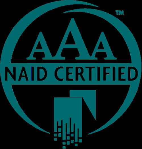 Aaa Naid Certified