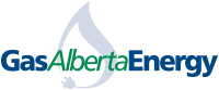 Gas Alberta Energy Logo