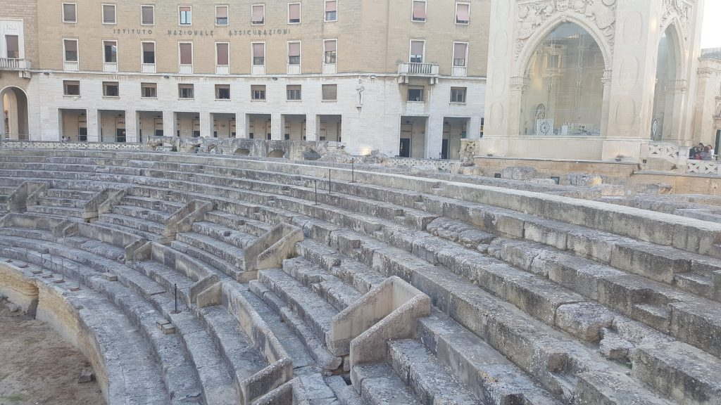 Amphitheater - Lecce