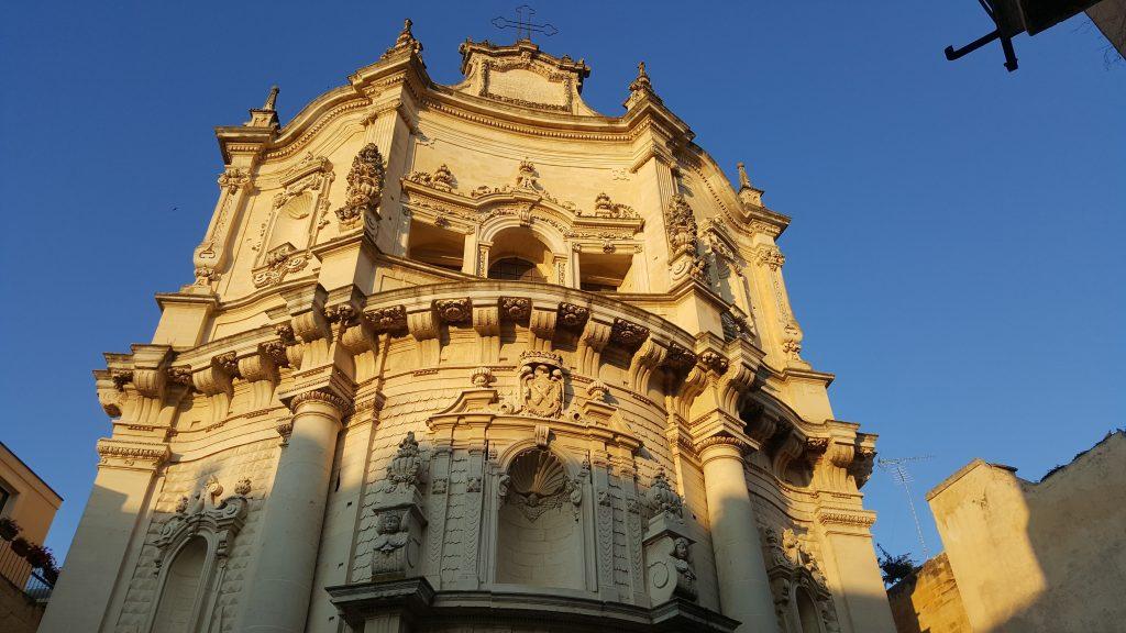 Chiesa di San Matteo - Lecce