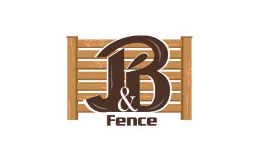 J&B Fence – Logo