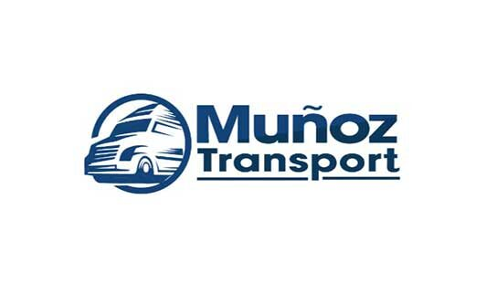 Munoz Transport – Logo