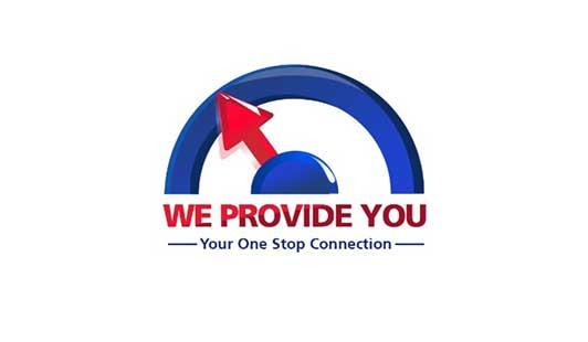 We Provide You – Logo