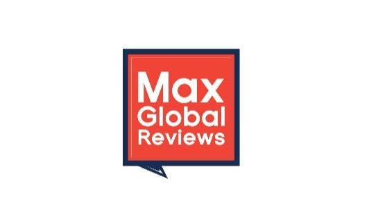 Max Global Reviews – Logo