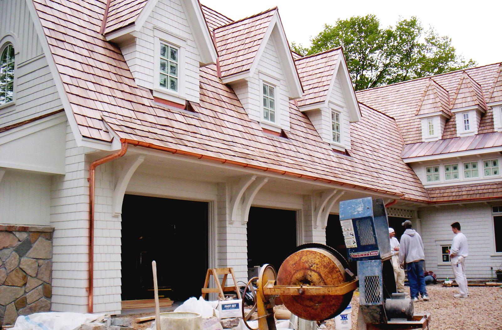 gutter contractors repair & installation