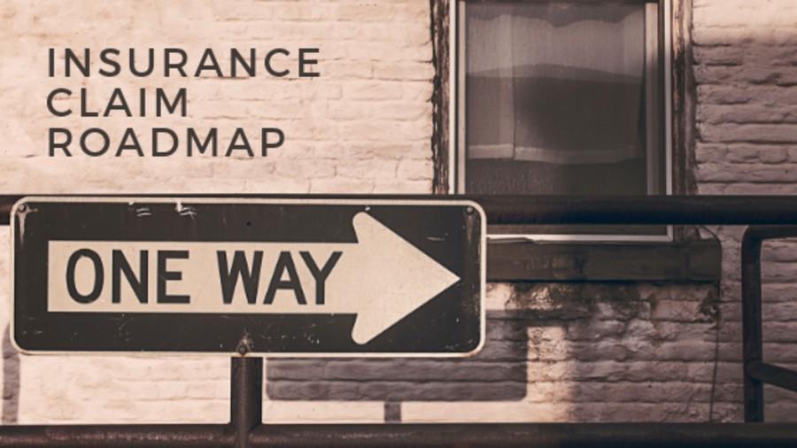 storm damage restoration insurance claim process