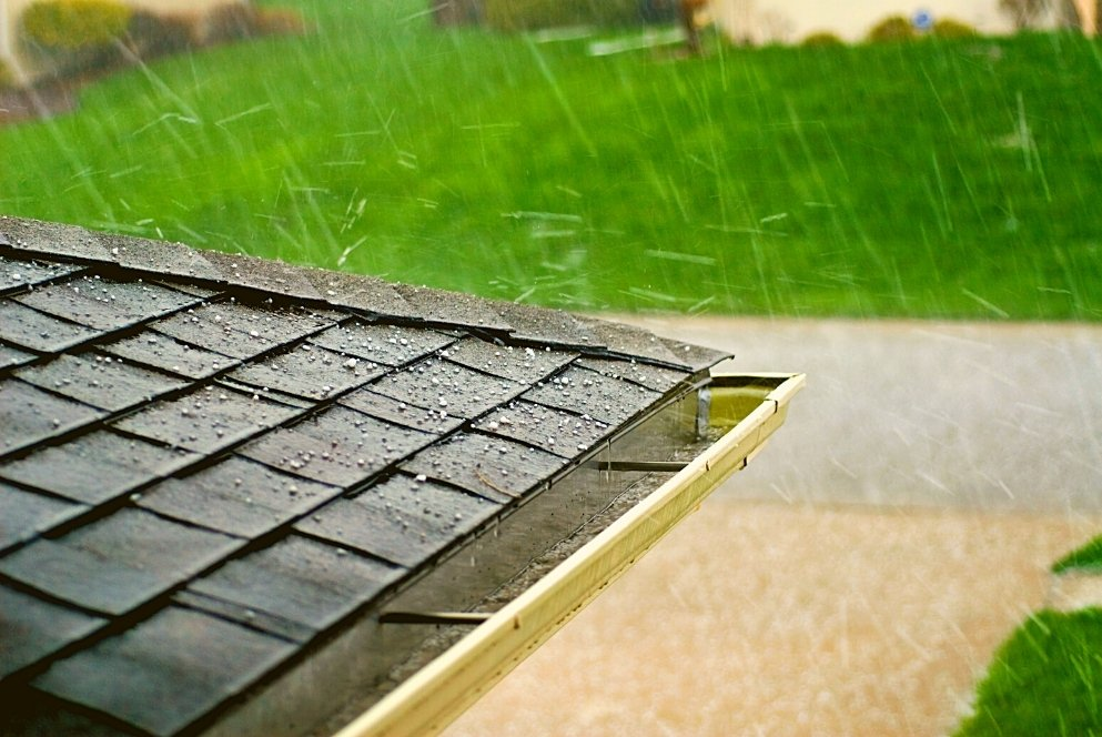 What happens if you ignore a Hail Damaged Roof