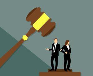 Divorce Gavel