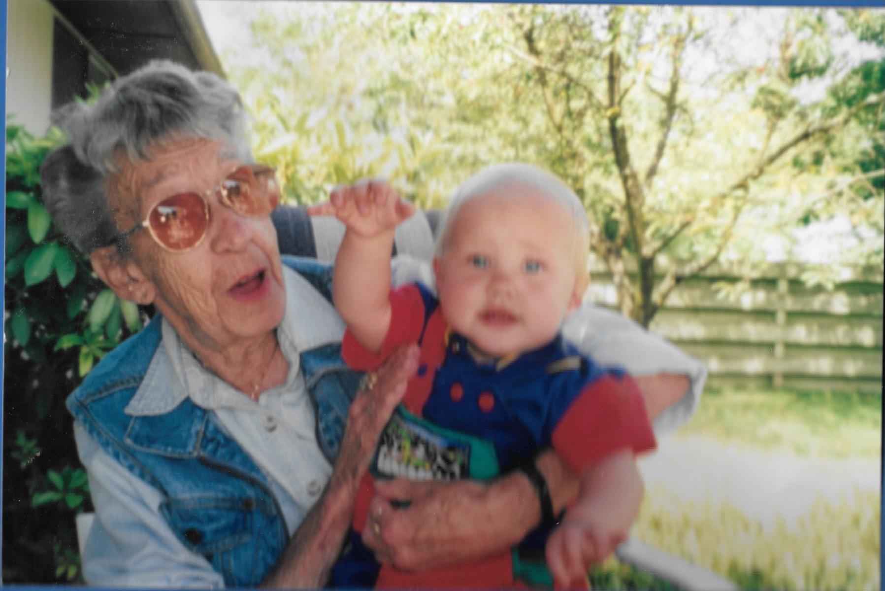 Grandma Flo