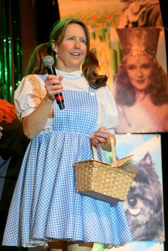 Cari as Dorothy