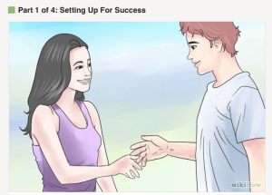 """WikiHow's """"How to hook up"""""""