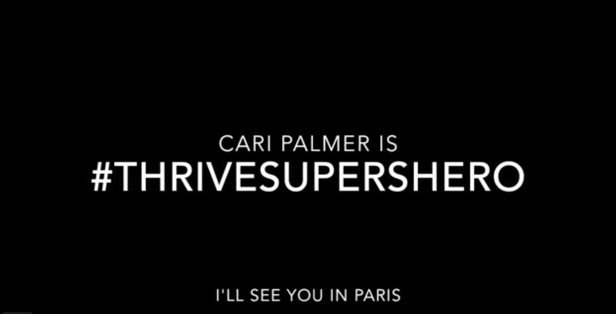 #THRIVESUPERSHERO
