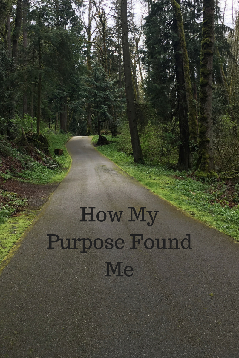 How My Purpose Found Me