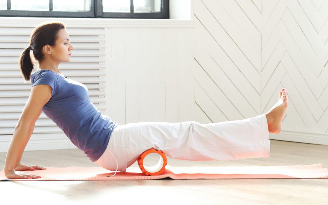 Fitness Toolbox: Foam Rollers Aid in Relief, Recovery