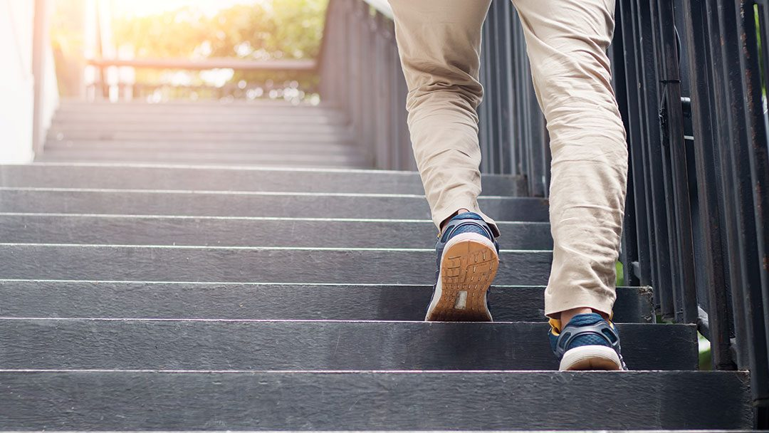 No Time for Exercise? Make Time for Movement.