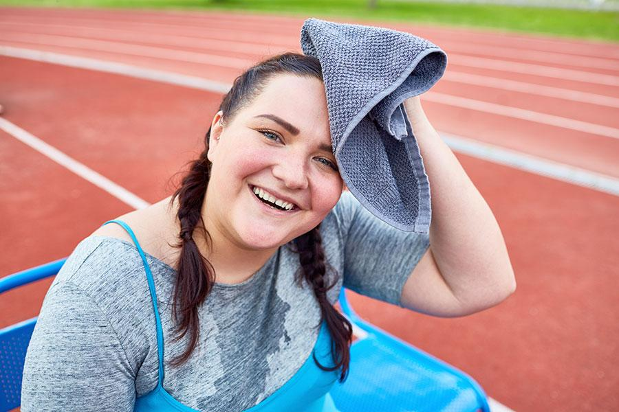Exercise to Ease Chronic Anxiety This Year