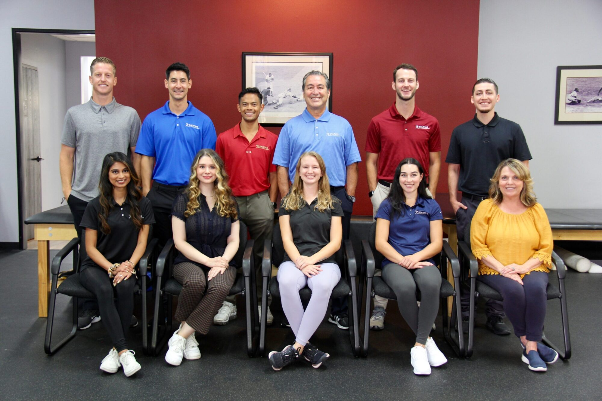 Salinas Physical Therapy Team