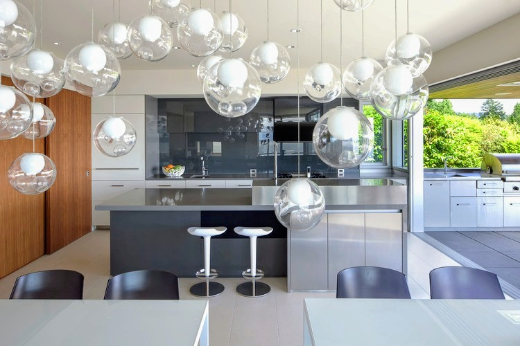 Inspiration for a modern home in Kelowna, BC