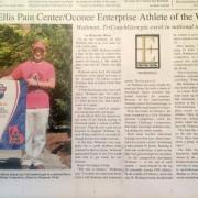 TriCoachGeorgia Seth Waltman Athlete of the Week