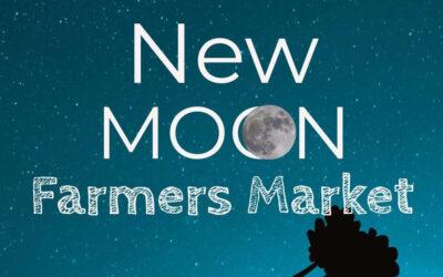 Coming Soon Nov. 14th –  New Moon Farmer's Market!