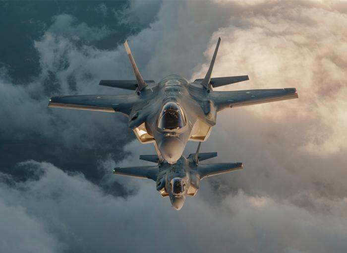 MDE Semiconductor Parts Used in Lockheed Martin's F35 Lightning II: This Time in the Ice Protection Systems Designed by Ultra Electronics.