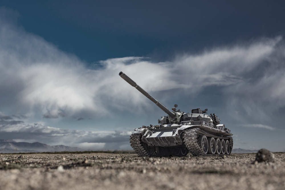 Military Tanks That Run on Electricity? High Power TVS Diodes Can Help with That!