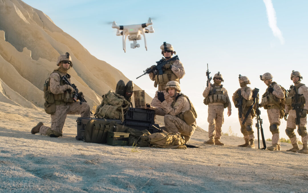Defense Against Drones and the TVS Power Promise from MDE Semiconductor, Inc.