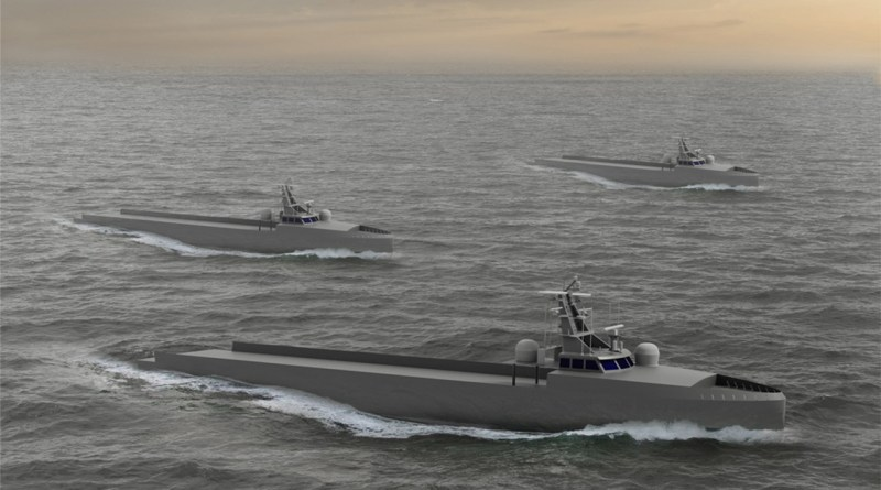 The Navy's Unmanned Vessels Plans: Accelerating Modernization with TVS Semiconductors