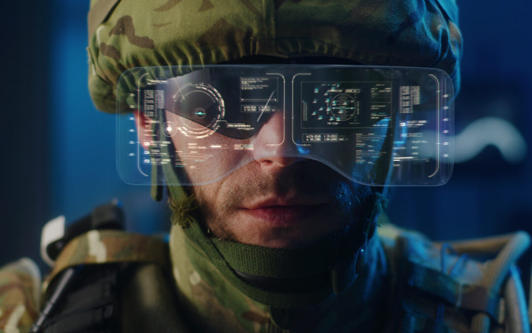 Augmented Reality And Wearable Tech For The Battlefield? The Inside Secret From the Viewpoint of Transient Voltage Suppressor (TVS) Diodes
