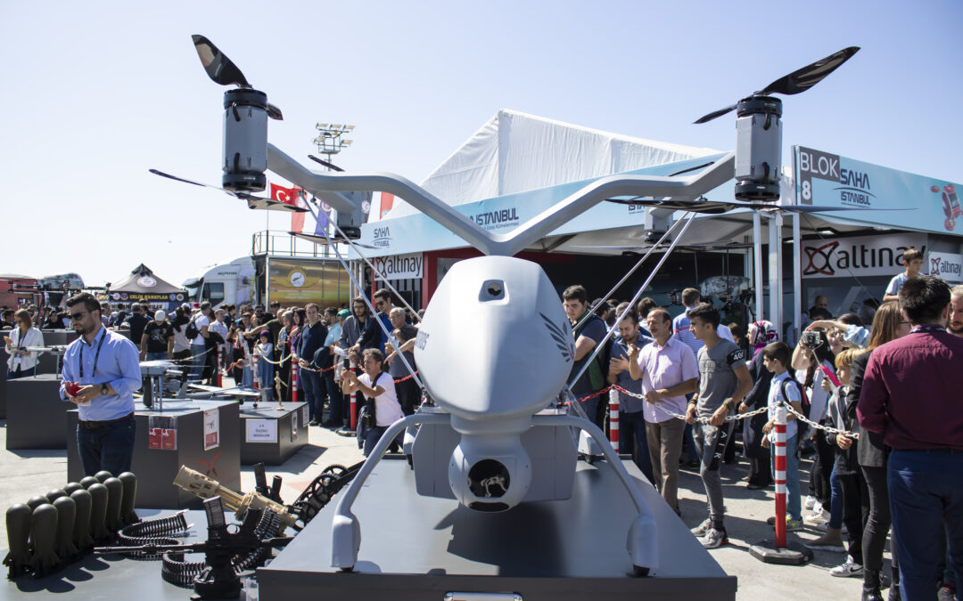 The Many Uses of Drones: TVS Diodes Manufacturer Discusses the Future of Drone Technology