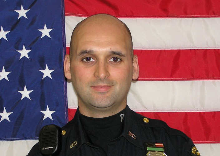 Cop of the Month – April 2015 – John Siraco