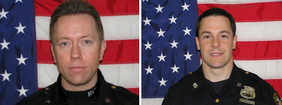 Congratulations to P.O.'s Hockney and Reidy On a Dangerous Burglary Arrest