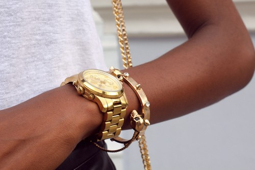 How to mix things up a bit using accessories that you already own