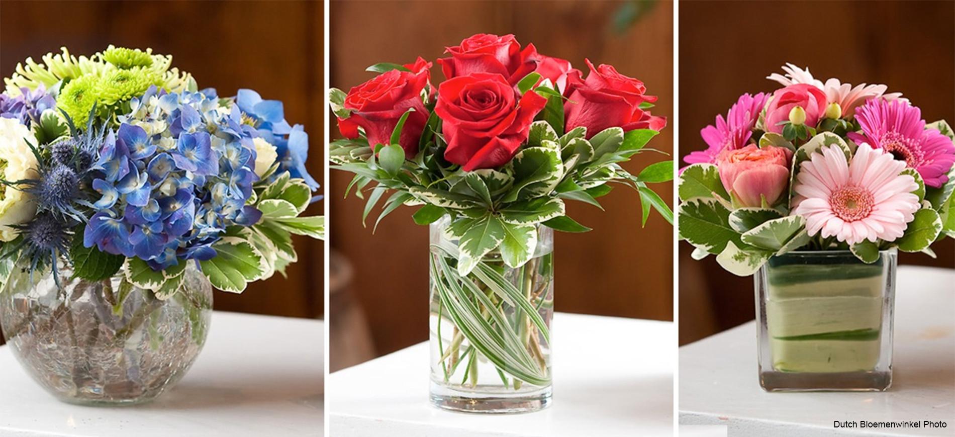 Dutch Bloemenwinkel Flowers